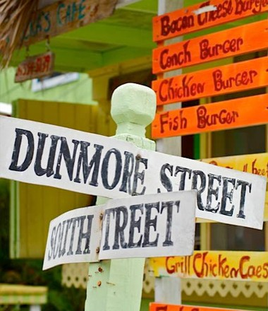 Shopping Highlights on Dunmore Street Harbour Island