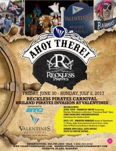 Final Pirates Details