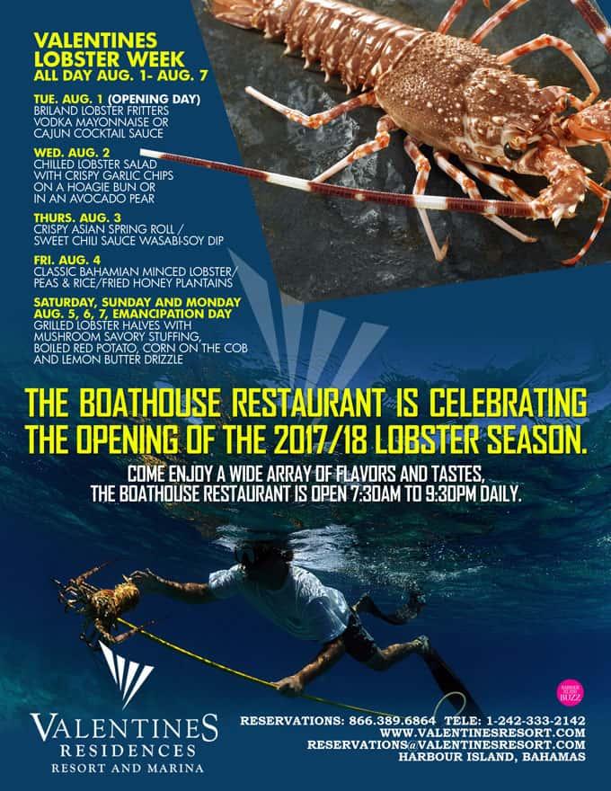 Valentine Lobster Week