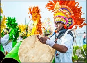 Bahamas Junkanoo