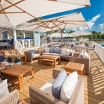 Waterside Dining at Valentines Resort and Marina, Bahamas